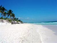 Tulum Beach at Sian Ka An