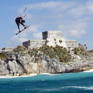 kiteboard tulum playa del carmen