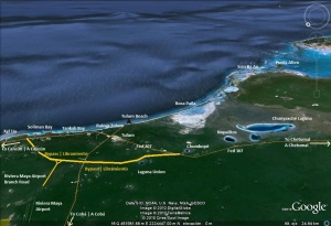 Libramiento de Tulum Bypass Airport Riviera Maya Road Bypass Tulum