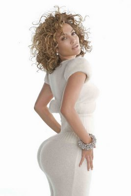 Jennifer Lopez en Akumal Tulum