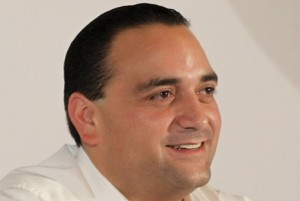 Roberto Borge Gobernador de Quintana Roo