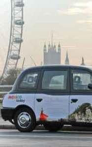 Tulum on London Cab Mexico