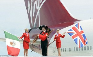 Virgin Atlantic Cancun
