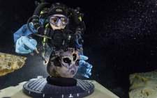 Fund in Tulum, Mexiko. Weibliches Skelett klärt frühe Besiedlung Amerikas